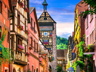 Rsz Bigstock Most Beautiful Villages Of Fra 148022711