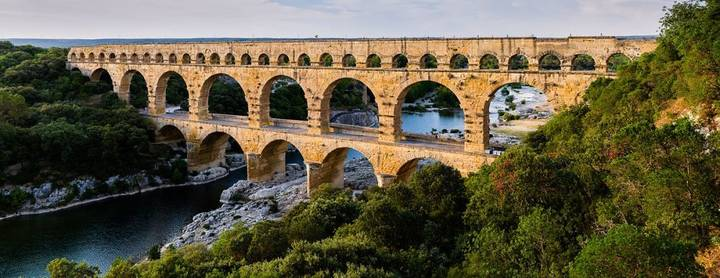 Pont du Gard - By Benh Lieu Song - Own work, CC BY-SA 3.0