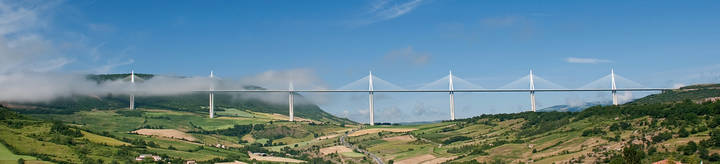 Millau Viaduct - By Stefan Krause - Own work CC BY-SA 3.0