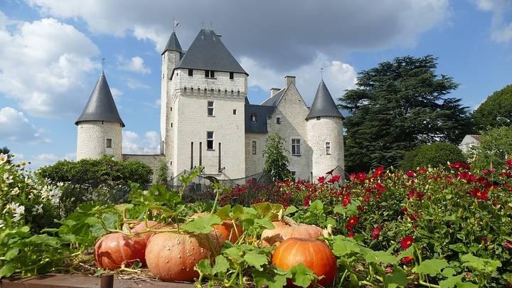 Château Le Rivau