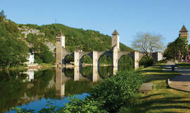 Compostela - Nasbinals to Conques - Stage 2